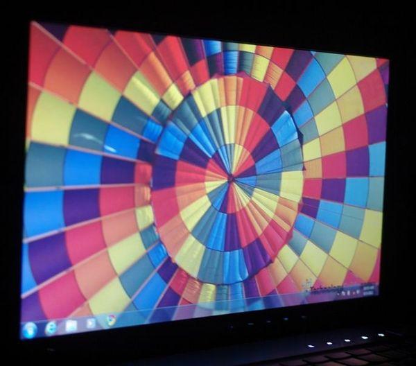Горизонтальный угол обзора Lenovo IdeaPad Z370