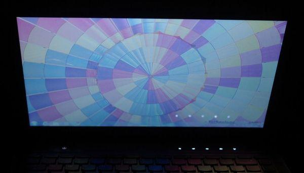 Вертикальный угол обзора Lenovo IdeaPad Z370