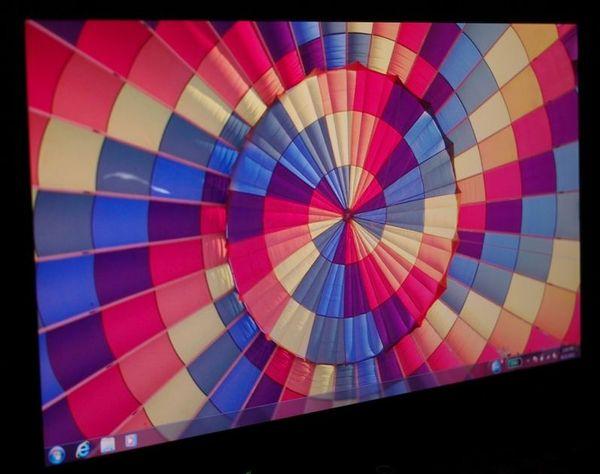 Горизонтальный угол обзора Lenovo ThinkPad W520