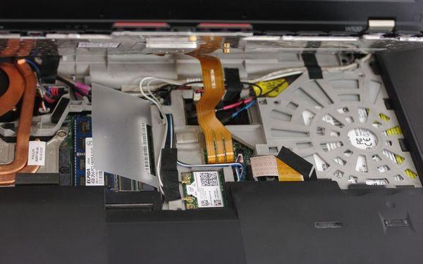 Модернизация Lenovo ThinkPad W520 не займет много времени