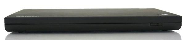Ноутбук Lenovo ThinkPad W520 - вид спереди