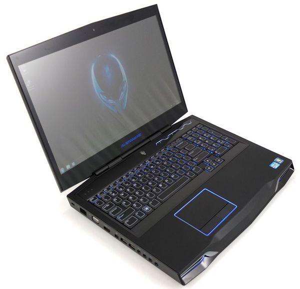 Обзор ноутбука Alienware M17x R4