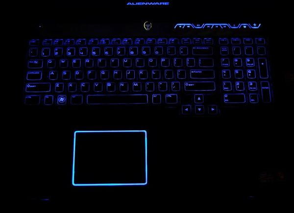 Подсветка клавитуры