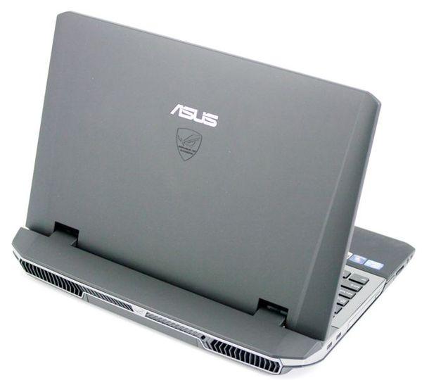 Обзор ноутбука Asus G75VW