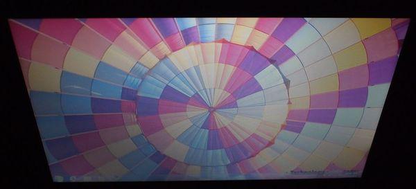 Вертикальный угол обзора Lenovo IdeaPad U300s