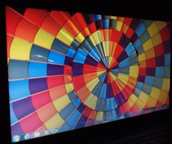 Дисплей ноутбука IdeaPad U300s