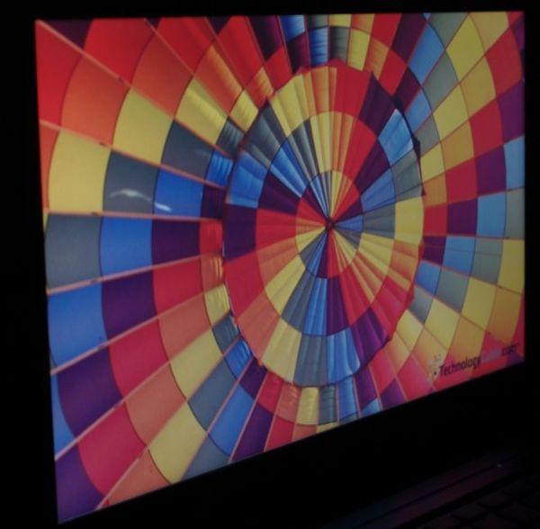 Горизонтальный угол обзора IdeaPad V470