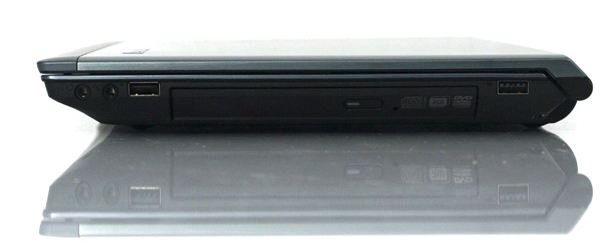 Правая сторона Lenovo V470