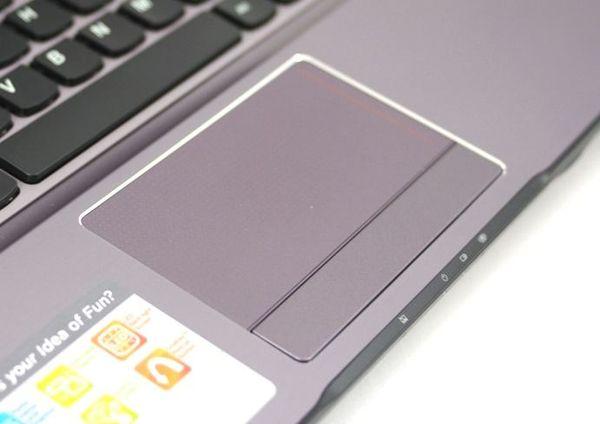 Тачпад ноутбука IdeaPad Y570