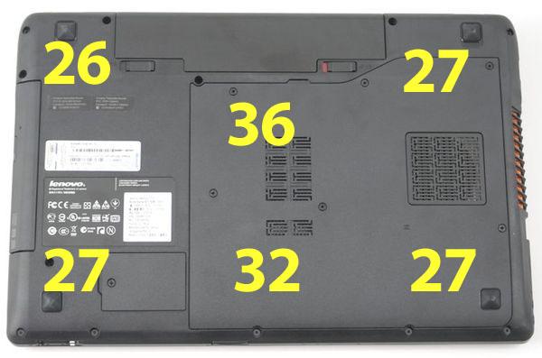 Температура ноутбука Lenovo IdeaPad Y570