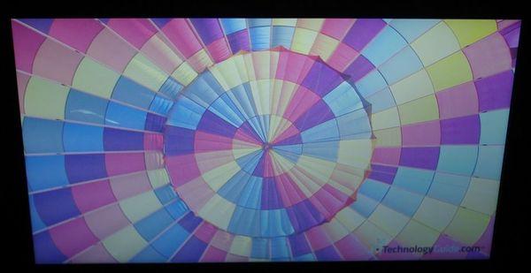 Вертикальные углы обзора IdeaPad Y570
