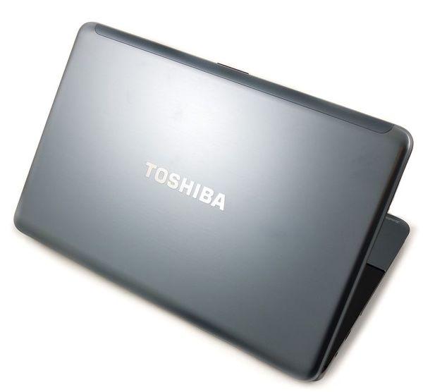 Обзор ноутбука Toshiba Satellite S875