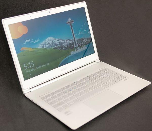 Ноутбук Acer Aspire S7 - стильный, мощный и дорогой