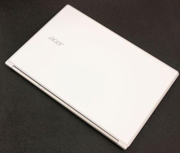 Обзор ноутбука Acer Aspire S7