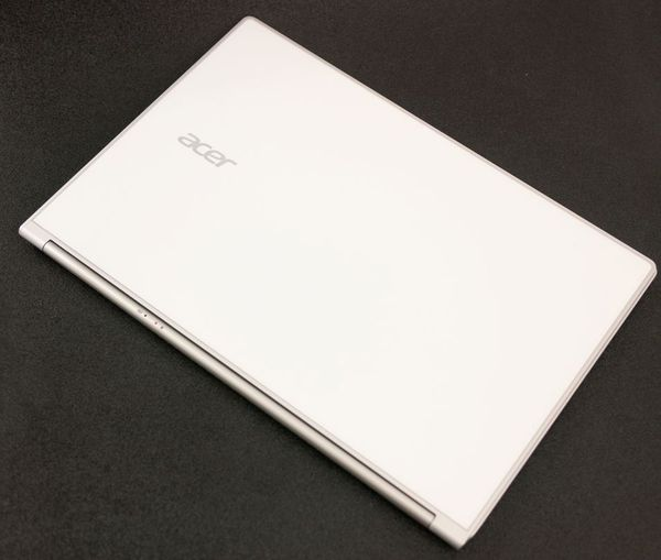 Крышка ноутбука Acer Aspire S7