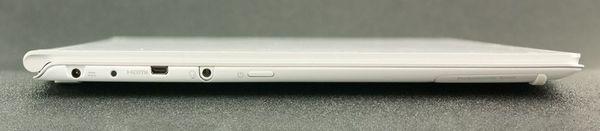 Левая сторона ноутбука Acer Aspire S7