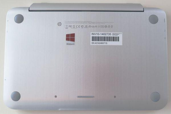 Основание ноутбука HP ENVY x2