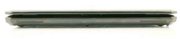 Передняя сторона MSI GX60