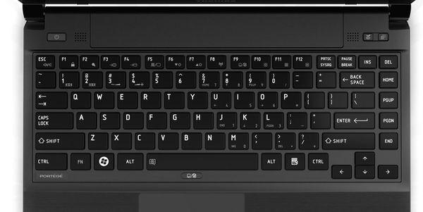 Клавиатура ноутбука Toshiba Portege R930