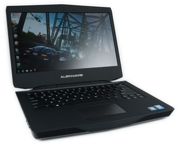 Блиц-обзор ноутбука Alienware 14