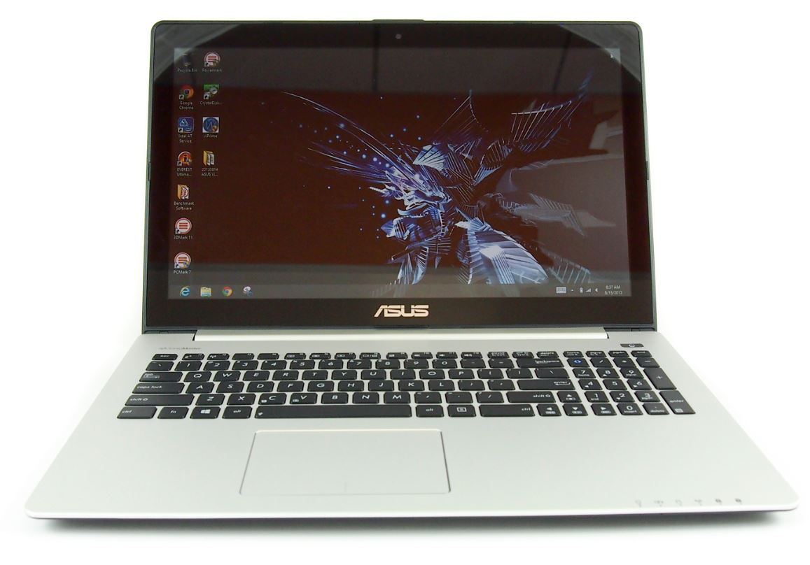 Обзор ноутбука Asus Vivobook V500CA