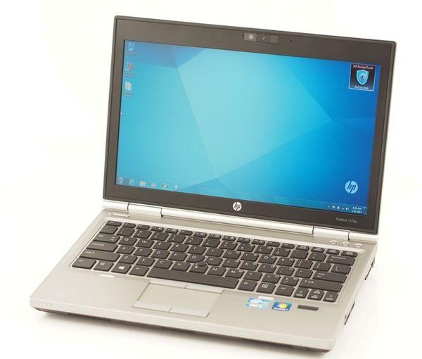 Блиц-обзор ноутбука HP EliteBook 2570p