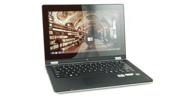 Режим ноутбук