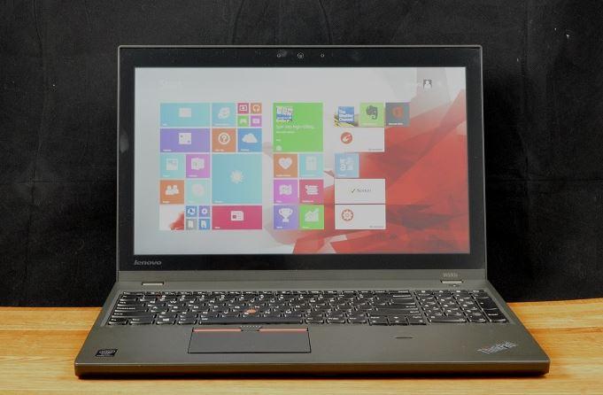 Обзор ноутбука Lenovo ThinkPad W550s
