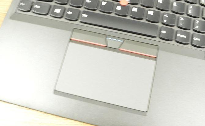 Тачпад ноутбука Lenovo ThinkPad W550s