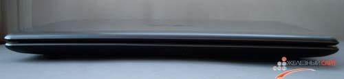 Передняя сторона Asus Eee PC 1201T