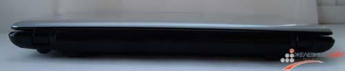 Задняя сторона Asus Eee PC 1201T