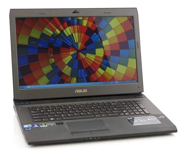 Игровой ноутбук Asus G73JW-A1