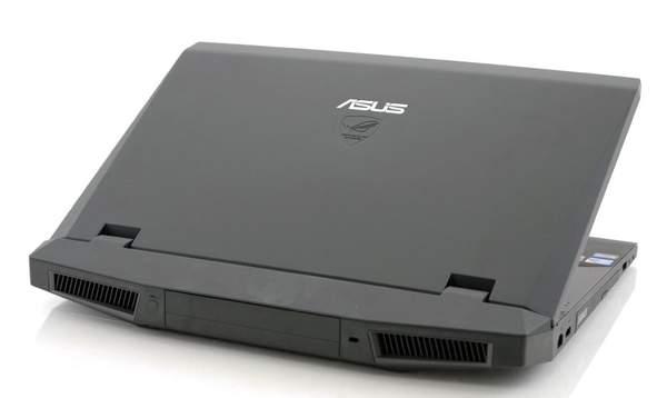 Крышка ноутбука Asus G53SW