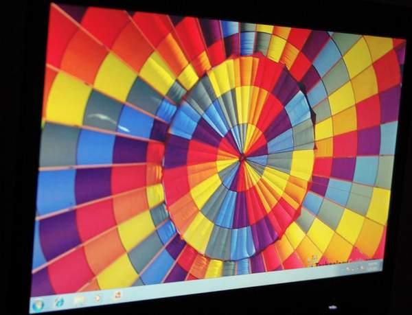 Горизонтальные углы обзора дисплея Asus U41JF