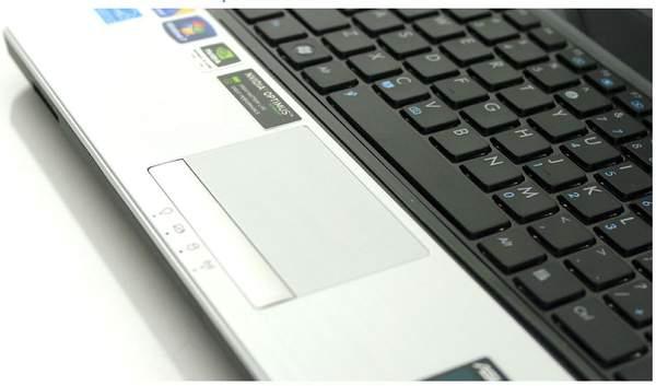 Сенсорная панель ноутбука Asus U41JF