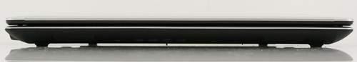 Передняя сторона ноутбука ASUS UL20FT