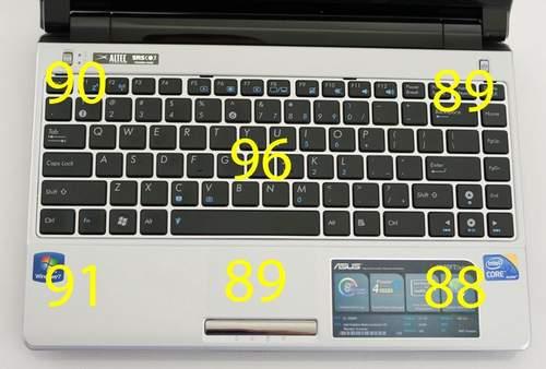 Нагрев ноутбука Asus UL20FT