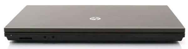 Передняя сторона ноутбука HP ProBook 4520