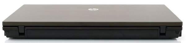Задняя сторона ноутбука HP ProBook 4520