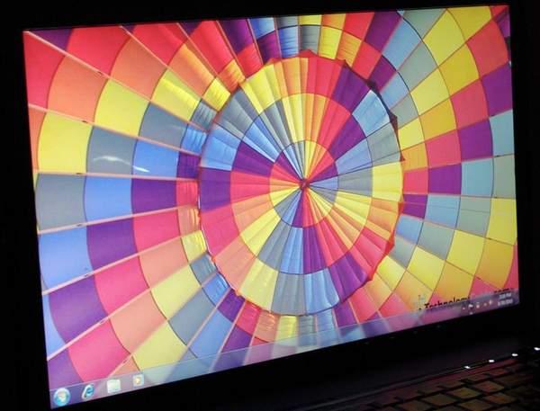 Горизонтальный угол обзора Lenovo G560