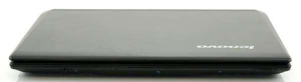 Передняя сторона Lenovo G560