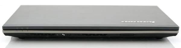 Передняя сторона ноутбука Lenovo IdeaPad V460