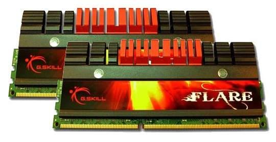Модули памяти G.Skill Flare
