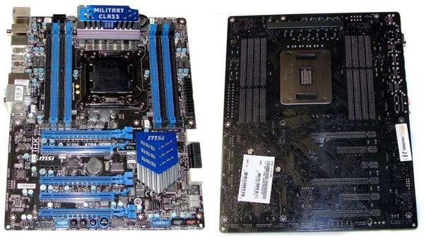 Материнская плата MSI X79A-GD65