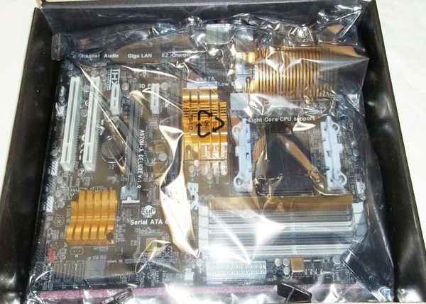 Комплектация материнской платы ECS A970M-A Deluxe