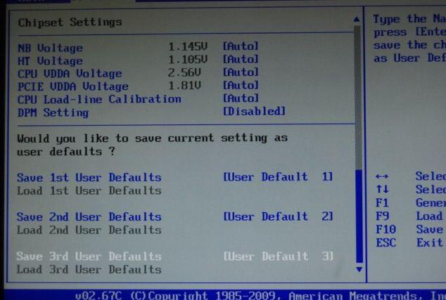 Раздел OC Tweaker в BIOS платы ASRock 890FX Deluxe4