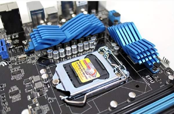 Процессорный сокет Asus P8P67 Pro