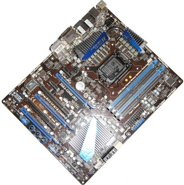 Материнская плата MSI Z68A-GD80