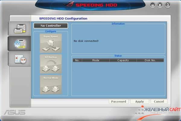 Speeding HDD