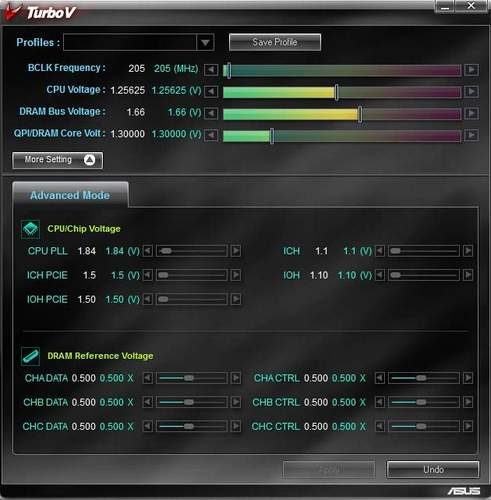 Утилита TurboV от Asus